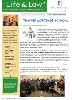 mullins & treacy solicitors waterford february 2018 newsletter