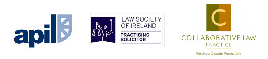 three membership logos - mullins treacy solicitors