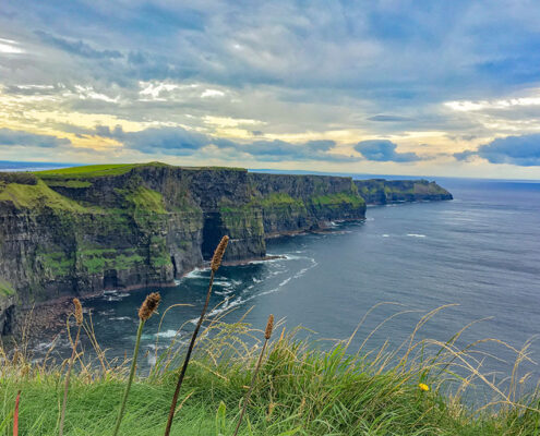 image of cliffs of moher for Property-Can-A-Non-Resident-Buy-Property-in-Ireland by Mullins Treacy Solicitors Waterford