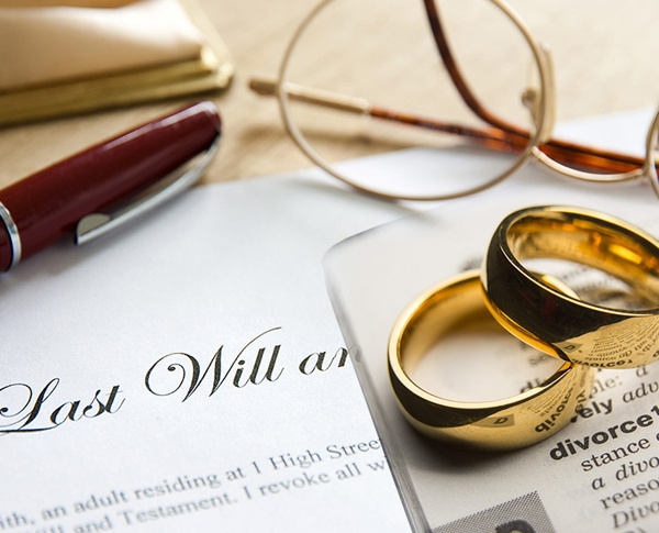 image of wills and divorce at Mullins treacy Solicitors Waterford